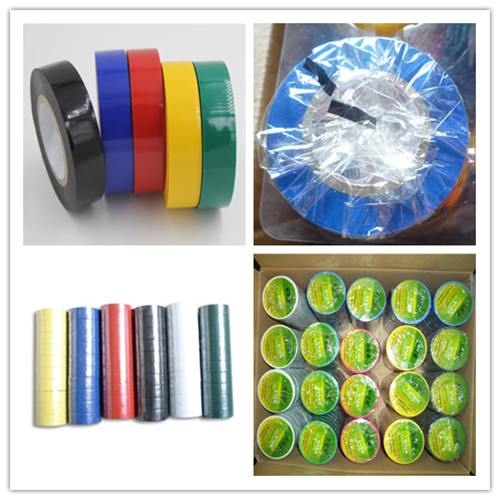 insulation tape packing