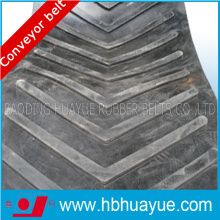 Figured Conveyor Belt Various Patterns Chevron China Well-Known Trademark