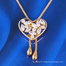 Charm Gold Necklace