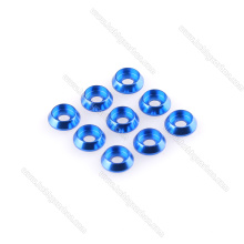Алюминиевые потайные шайбы 6061-T6 M3