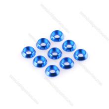 M3 Rondelles de fraisage en aluminium boulons écrous rondelles utilisés dans drone / quad frame / mini frame