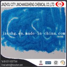 Cristal del sulfato de cobre del proveedor de China