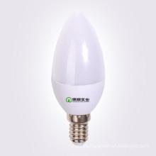 Bombilla LED E14 C37 3W 285lm blanco cálido