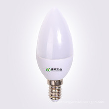 E14 C37 LED Light Bulb 3W 285lm Warm White