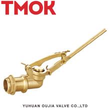 válvula de flotador de control de motor de agua de amazon caliente de latón