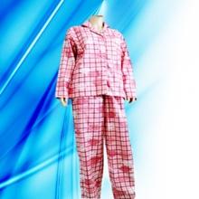 100% Baumwolle Allover Print Flanell Pyjamas