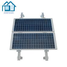 Einstellbare Aluminium Stahl PV Solar Panel Montage Struktur
