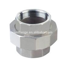 ASTM 304 Нержавеющая сталь с прямым резьбовым соединением NPT