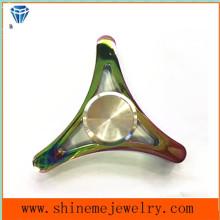 Hot-Selling Release Estrés Fidget Juguetes Fidget Spinner Hand Spinner Smfh080