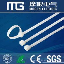 Selbstsichernde Nylon-Kabelbinder