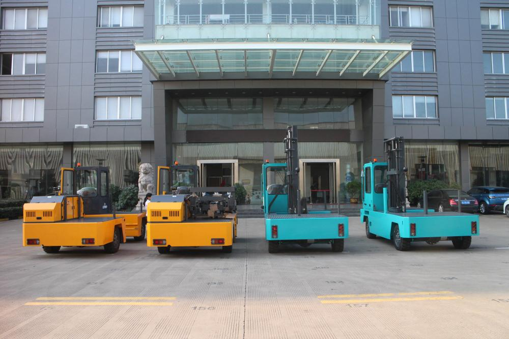 Different Color Side Forklift