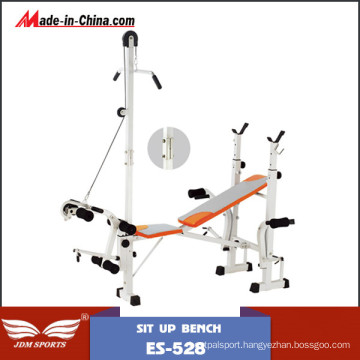 Indoor Adjustable Multifunction Weight Bench Sets (ES-528)