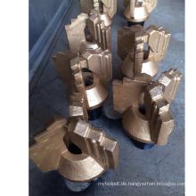 Chevron-Schritt-Art Hartmetall-Blatt-Ziehen-Stückchen für das Brunnenbohren
