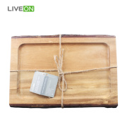 Acacia Wood Chopping Board Serving Tray