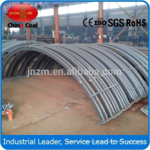 Support en acier style Shandong China Coal U