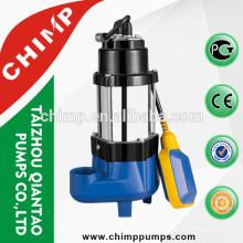 V180Q 0.25hp petite taille eau sale puissante pompe submersible prix