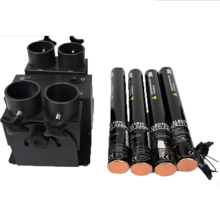 Happiness Factory Konfetti & Streamer Werfer Four Shots) Elektro Launcher Konfetti Maschine