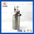 Stainless+Steel+Sanitary+Thread+Pneumatic+Control+Valve