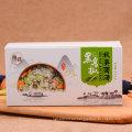 Precio barato deliciosa sopa de huevo okra orgánico liofilizado orgánico