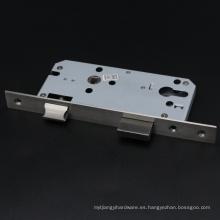 20/25/30/35 MM Cerradura y cerrojo Cuerpo de cerradura Acero inoxidable con 85 mm Orificio central