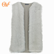 Winter Cashmere Cardigan Sweater Vest For Women