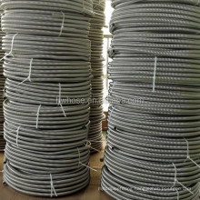 DN 16 stainless steel corrugated metal flexible hose