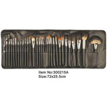 30pcs makeup brush tool set with PU belt