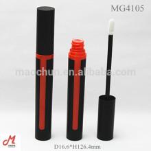 MG4105 Elegante kosmetische runde benutzerdefinierte leere Lip Glanz Rohr