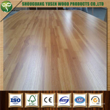 E0 Grade Melamine MDF Indoor Usage
