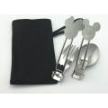 nuevos productos calientes para el set de cubiertos 2015, estilo Mickey! set de regalo