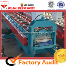 arch long span roof tile roll forming machine