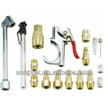 17 pc Pneumatic Accessories Set