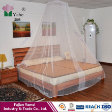 Circular Mosquito Net para Prevenir Zika Virus