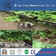Jardim usado da tela não tecida não tecida de Spunbond