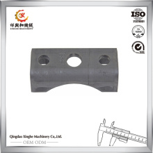 China manufacture Leaf Spring Upper Cast Pad in Semi Trailer Suspension Casting Trailer Parts Trailer Seat Spring