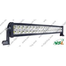"""Barra de luz LED de 20 """"de 120W de linha dupla para caminhão ATV"""