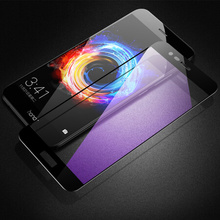 Anti Blue Light Black Protector para Honor V9