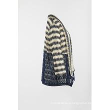 Вязание 2 для пуловера с внешним износом