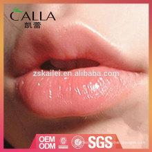 Máscara del labio del oro del OEM 24K con alta calidad y bajo precio