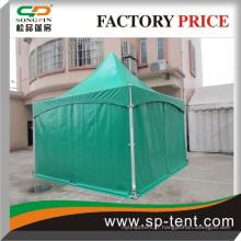 4x4m Tentes de canopée de style nouveau pour plage, extérieur, famille, haute qualité, prix compétitif