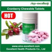Cranberry Chewable Tablets