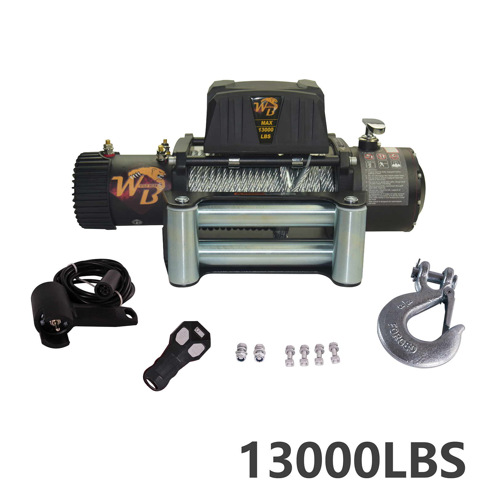 electric winch small