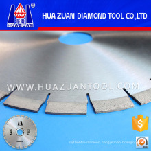 Huazuan 14 Inch Flush Cutting Blade Granite Diamond Saw Blade for Sale