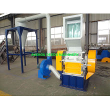 Pet PE Bottles Plastic Crusher System with Blower