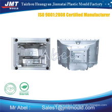 taizhou huangyan plastic tv cover mould factory