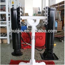 Сварить Коробка передач Внутренная ручка гидравлической посадки ноги/гидравлический шасси производства shuipo/гидравлической посадки ноги для прицепа