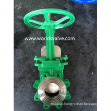 Stainless Steel Knife Gate Valve (WDS)