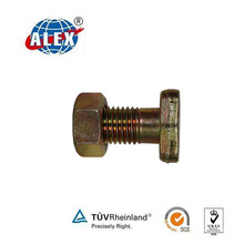 Zinc Plated T Shape Clip Bolt