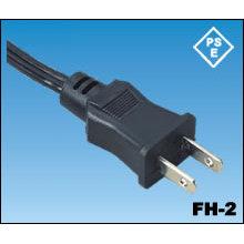 Cables de alimentación PSE japonesa