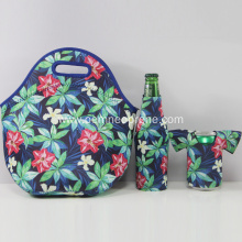 New Fashion Design for Neoprene Lunch Cooling Bags Cheap price OEM neoprene lunch bags keep warm export to Italy Importers